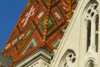 Budapest - Colorful Roof