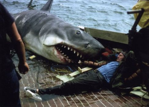 Behind The Scenes-Jaws