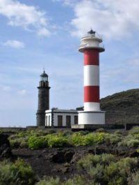 Fuencaliente Lighthouses La Palma.