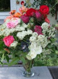 Happiness is..... French Country Inspired Bouquet.
