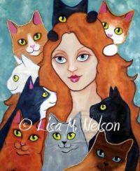 Cat Lady 80