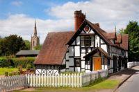 Ombersley Village, Worcestershire