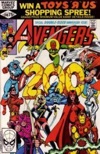 Avengers 200