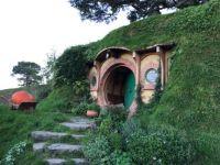 "Bilbo Baggins' ""Bag End"""