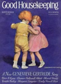 Vintage Cover, Good Housekeeping: November 1926
