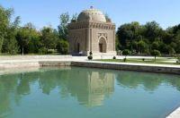 samanid mausoleium bukhara