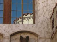 Death Valley 3--Scotty's Castle Reflection