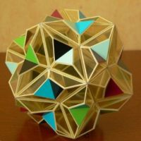 Near Miss: a Polyhedron with Heptagons