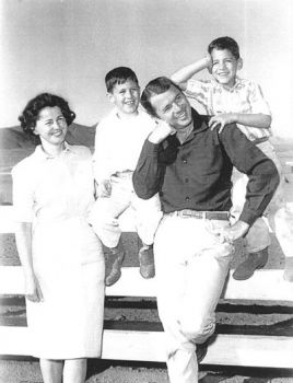 Audie Murphy a true American hero and his family!