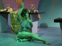 Yvonne Craig as Marta
