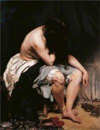 The Spanish Woman 1905 William Orpen