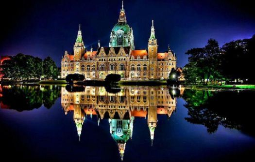 Town Hall ~ Hanover, Germany