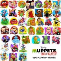 Muppets Icons