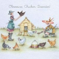Obsessive Chicken Disorder - OCD