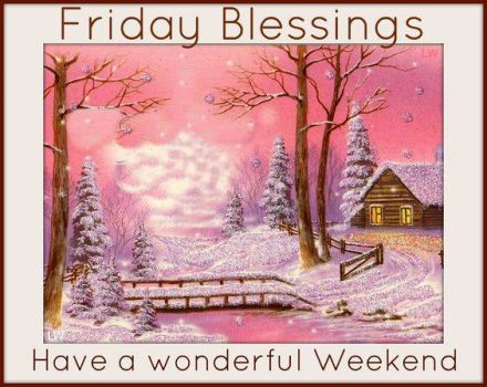Good Morning Friday Blessings 63 Pieces Jigsaw Puzzle