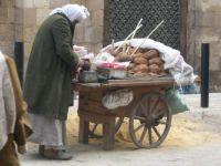Street vendor at Khan el khalili