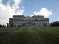 Walking  Around The Lake  - Stone Mansion