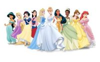 Full Lineup of Disney Princesses
