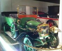 Beautiful Vintage Automobile
