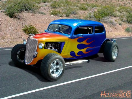 Ford 1934 HOTROD