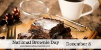 Today Is National Brownie Day!!