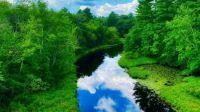 Smithfield, Rhode Island  river7-24-21