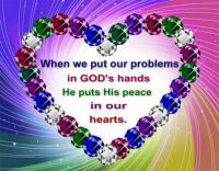 IN GOD'S HANDS (this is for all affected by Boston bombing)