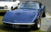 1970 Corvette 454 T-Top