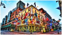 The Oliver St.  John Gogarty Bar & Restaurant, Dublin, Ireland