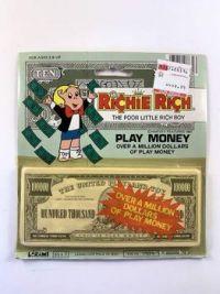 Richie Rich Play Money
