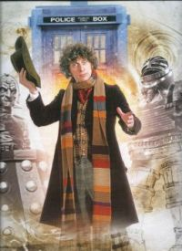 Fashion Tom Baker's (  4th Doctor Who) scarf