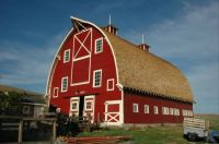 Heidenreich Dairy Barn, Whitman County