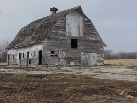 Old Barn, location unknown