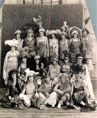 Miss America contestants, circa 1920s.