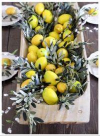 Give me all the lemons