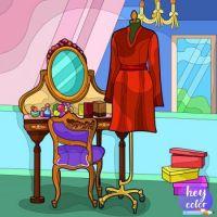 Vanity & Dinner Dress