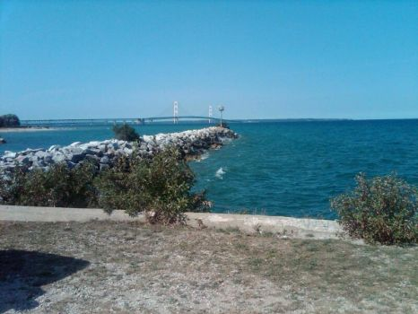 Mackinac Bridge, 2012