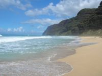 Favorite beach in Hawaii