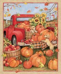 Pumpkin Season (Medium)
