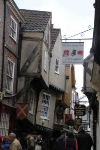 The Shambles, City of York, England #2