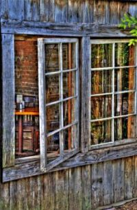 Gristmill Window