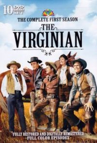 THEME:  TV Shows  The Virginian (90 minute western)  More puzzles under Sue49