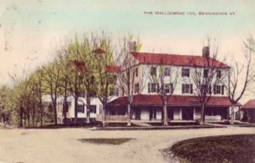 The Walloomsac Inn in its prime