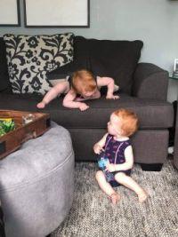 Twins always have secrets!