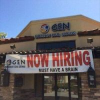Now hiring - special request :-)