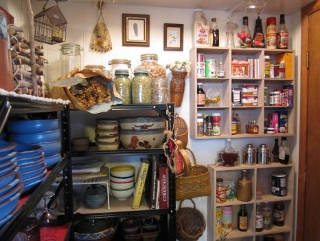 Pantry at the Country House