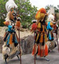 San Diego Zoo - Performers