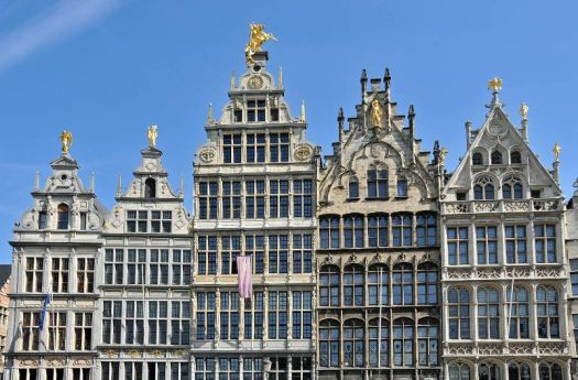 ANTWERP/GUILD HOUSES