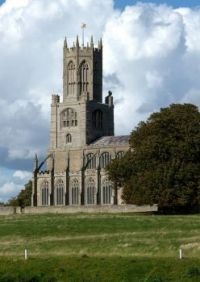 187. St Mary & All Saints - Fotheringhay