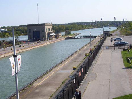 Locks at Niagara Falls